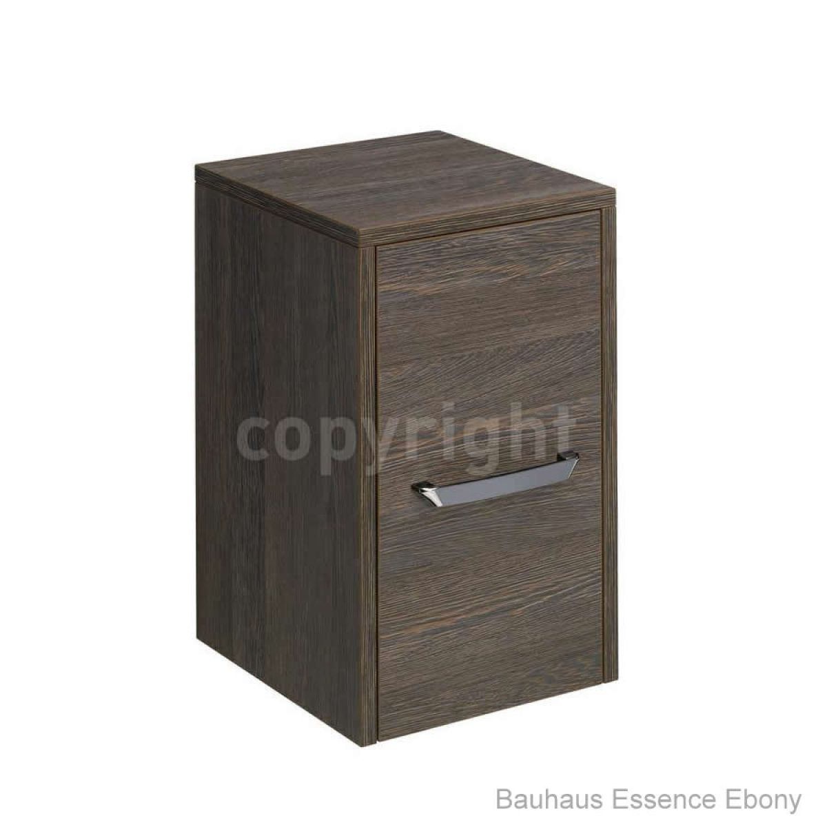 Bauhaus Essence 30 Single Door Storage Unit Ukbathrooms
