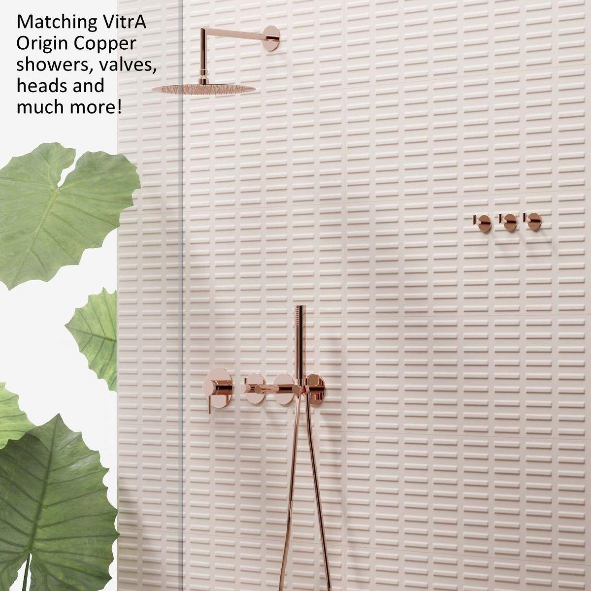 VitrA Origin Copper Toilet Roll Holder