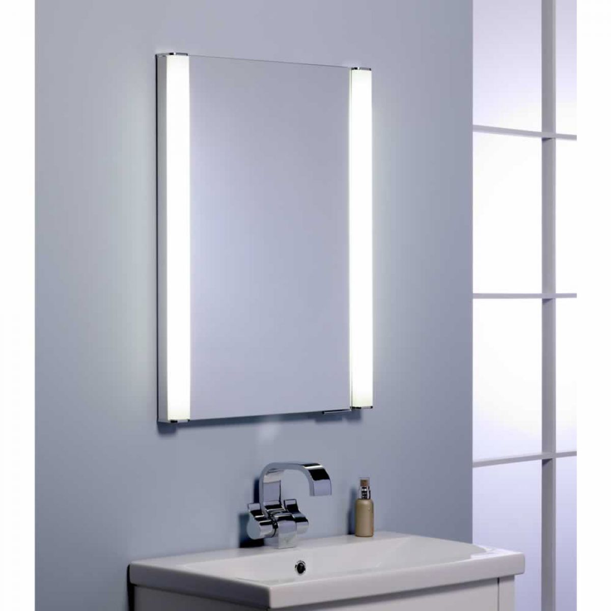 Roper Rhodes Ascension Illusion Illuminated Recessible Cabinet : UK Bathrooms