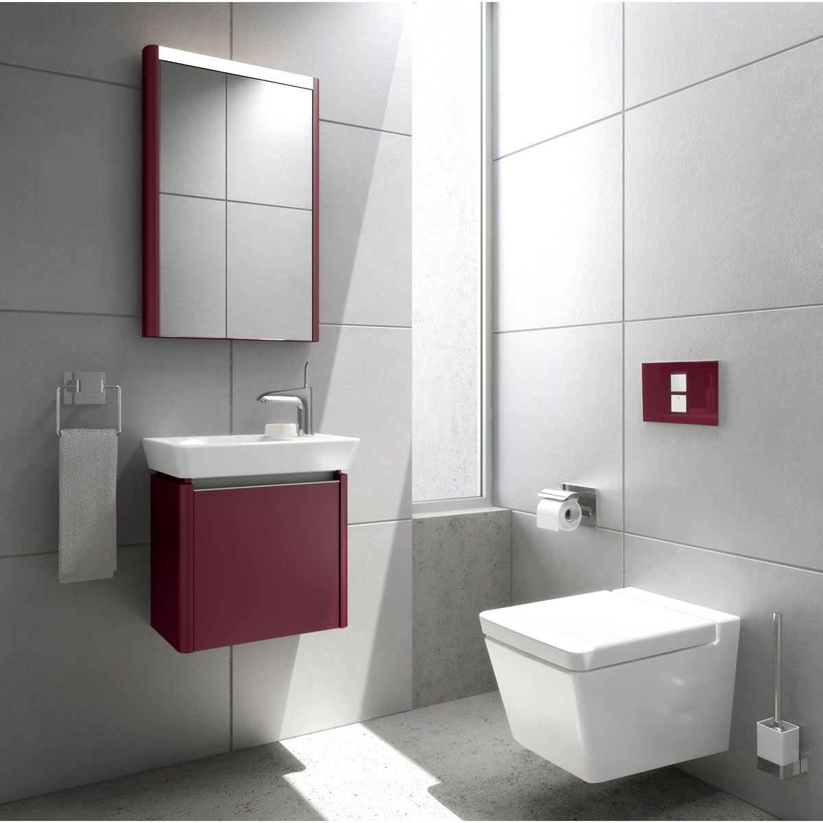 vitra t4 wall hung wc uk bathrooms. Black Bedroom Furniture Sets. Home Design Ideas