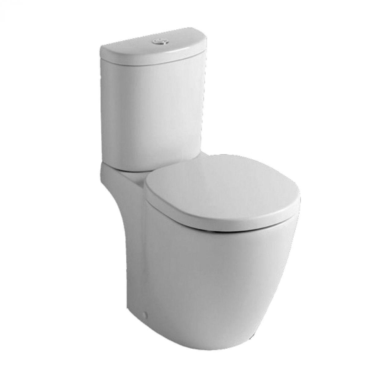 ideal standard concept arc standard close coupled toilet. Black Bedroom Furniture Sets. Home Design Ideas