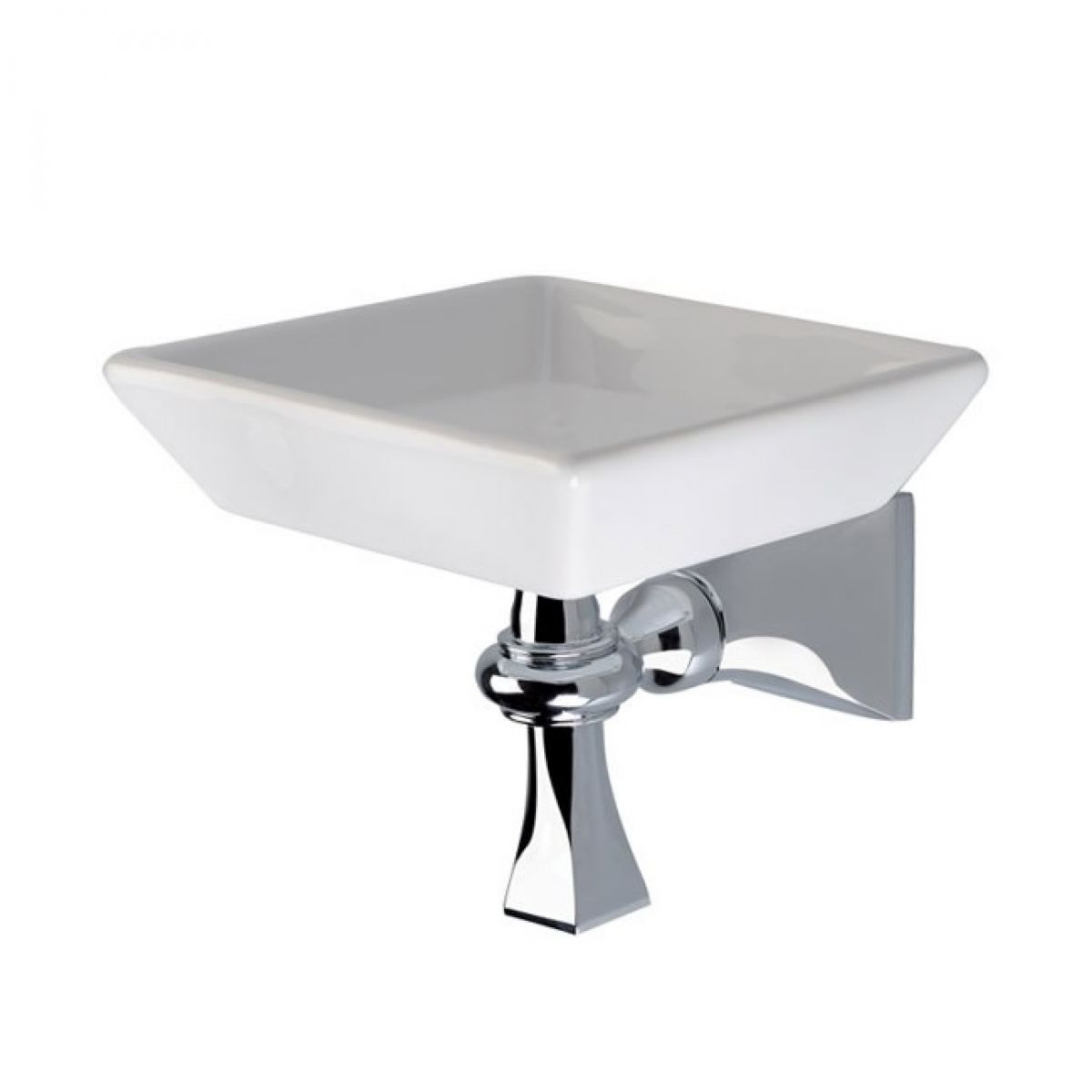 Imperial Highgate Wall Mounted Ceramic Soap Dish Uk Bathrooms