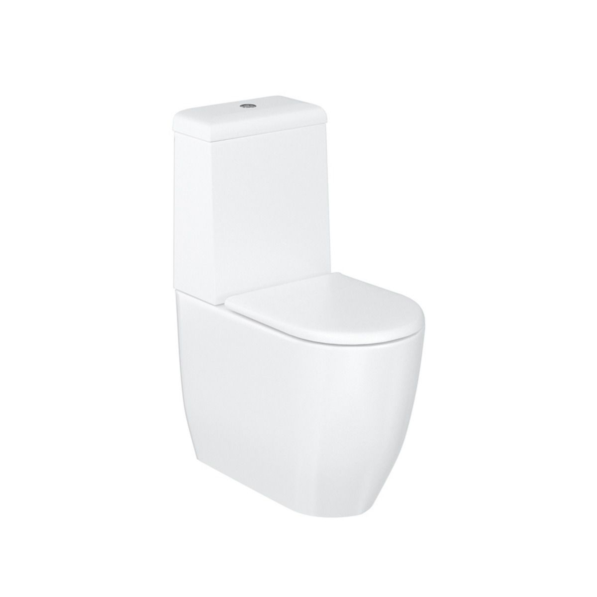 Britton Milan Close Coupled WC