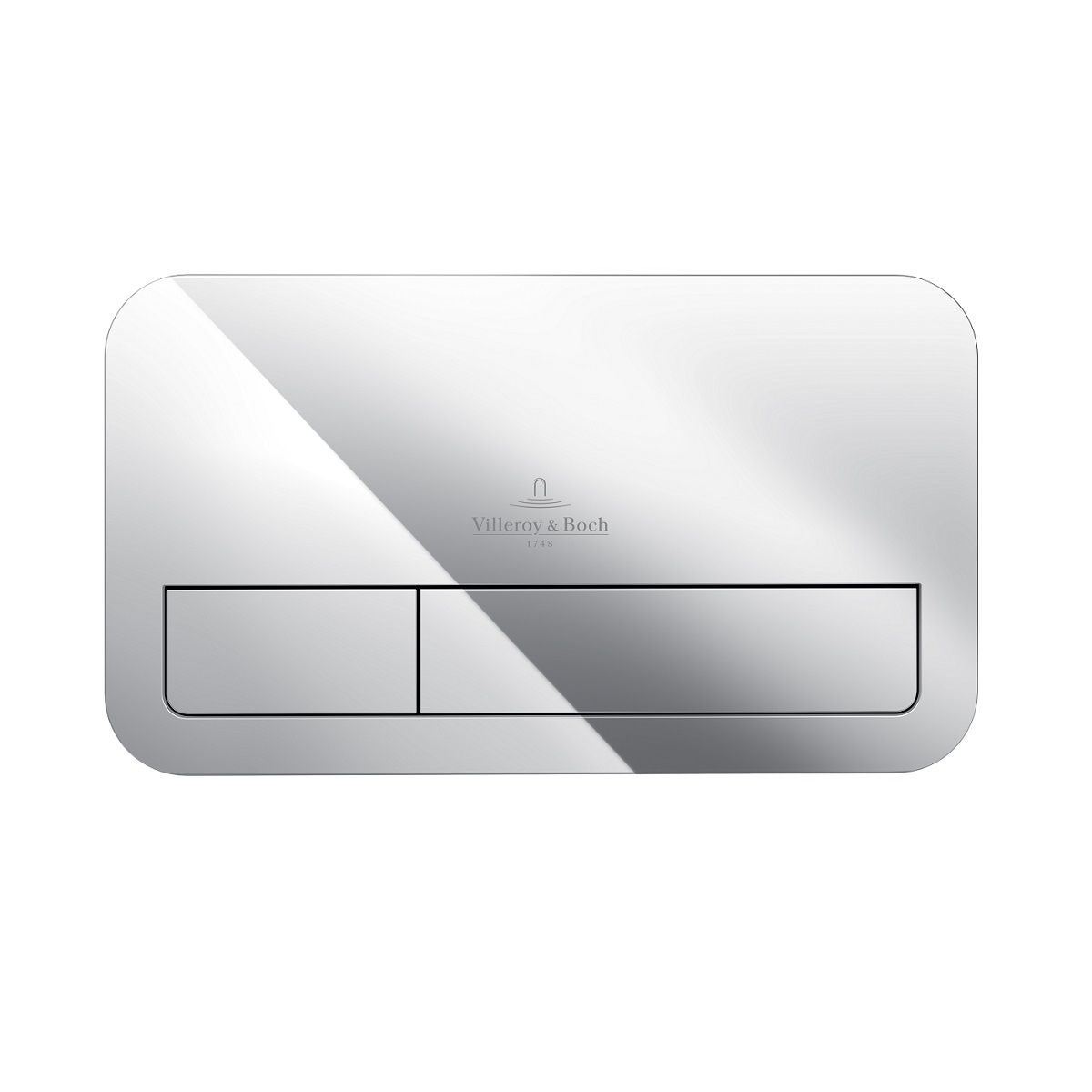 Villeroy and Boch ViConnect E200 Flush Plate