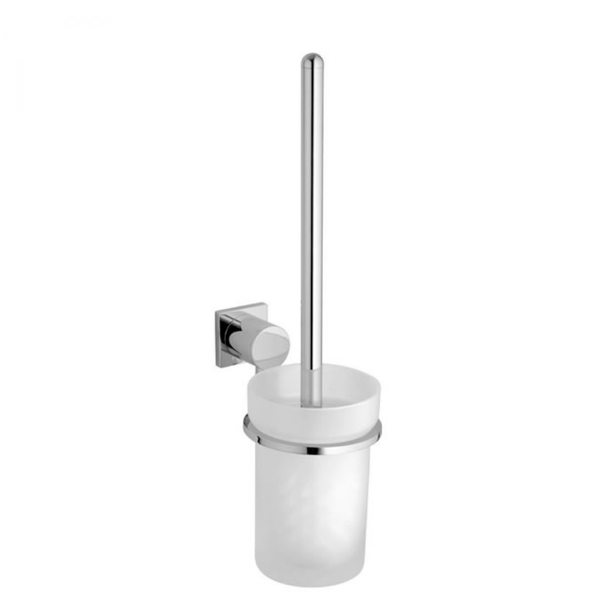Grohe allure toilet brush set uk bathrooms for Bathroom accessories grohe