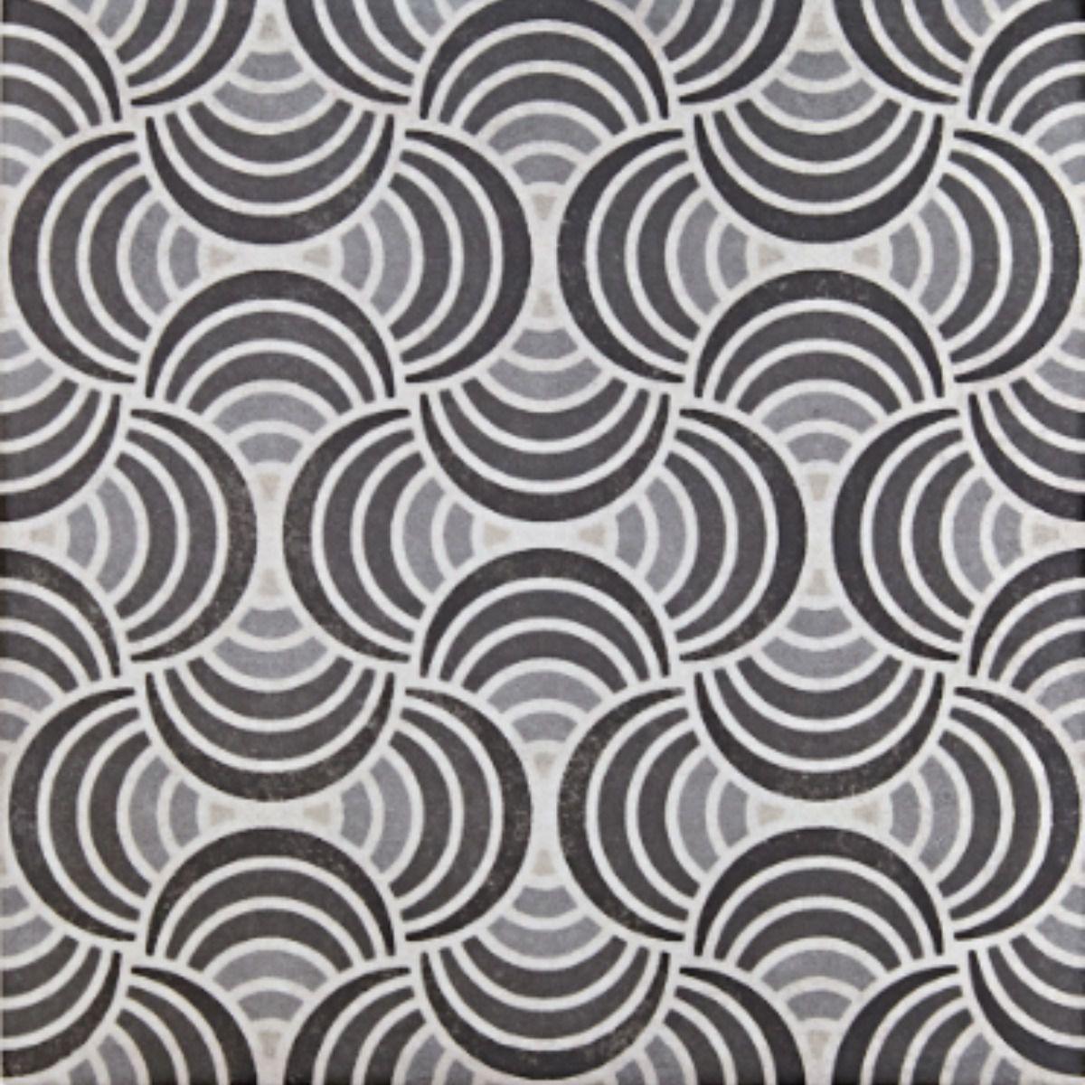 Origins Vintage Whirlpool Tile 22.3 x 22.3cm - SLT176