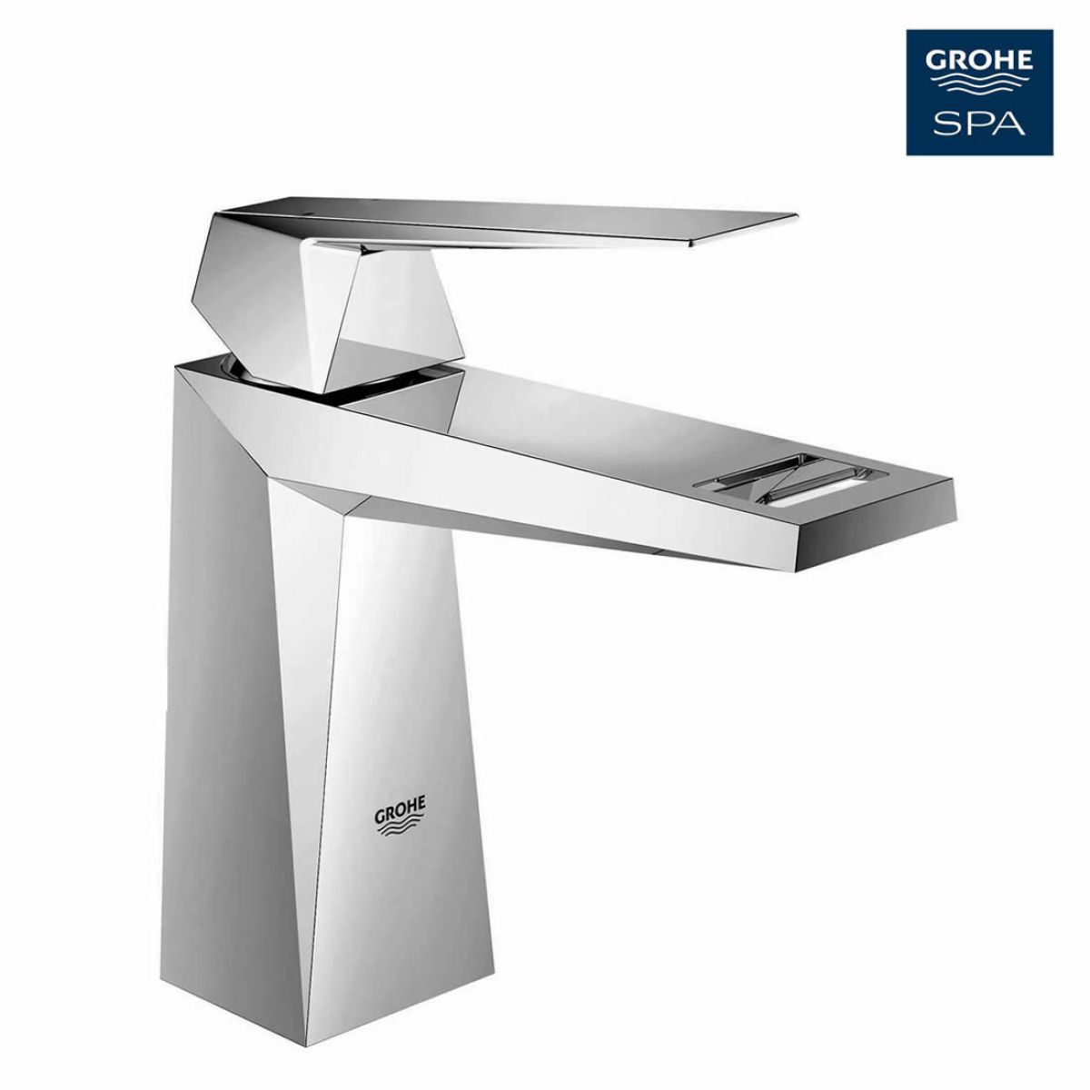 Grohe Allure Brilliant Basin Mixer Tap : UK Bathrooms
