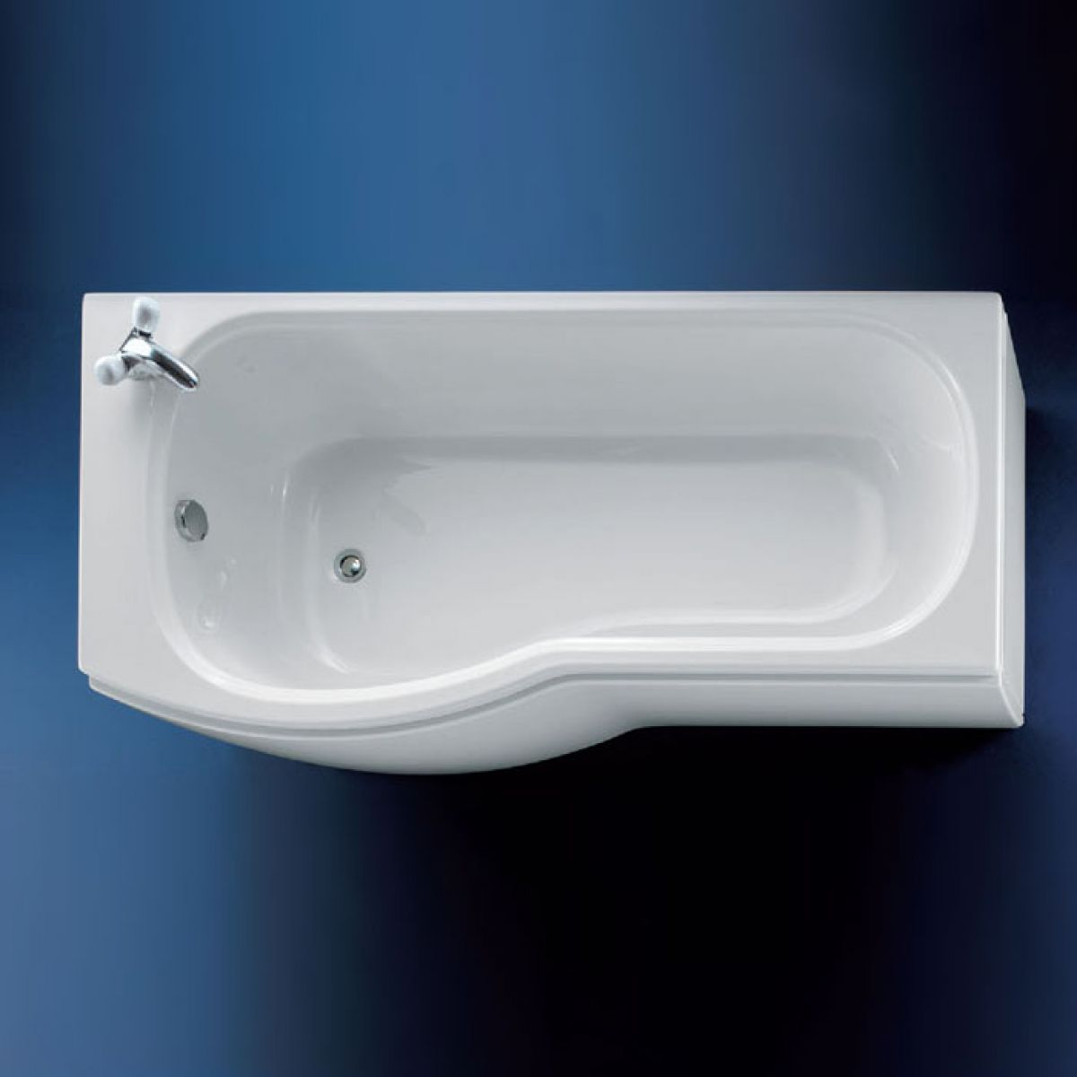 Ideal standard alto bathroom suite - Ideal Standard Curved Shower Screen Seal Sweet Puff