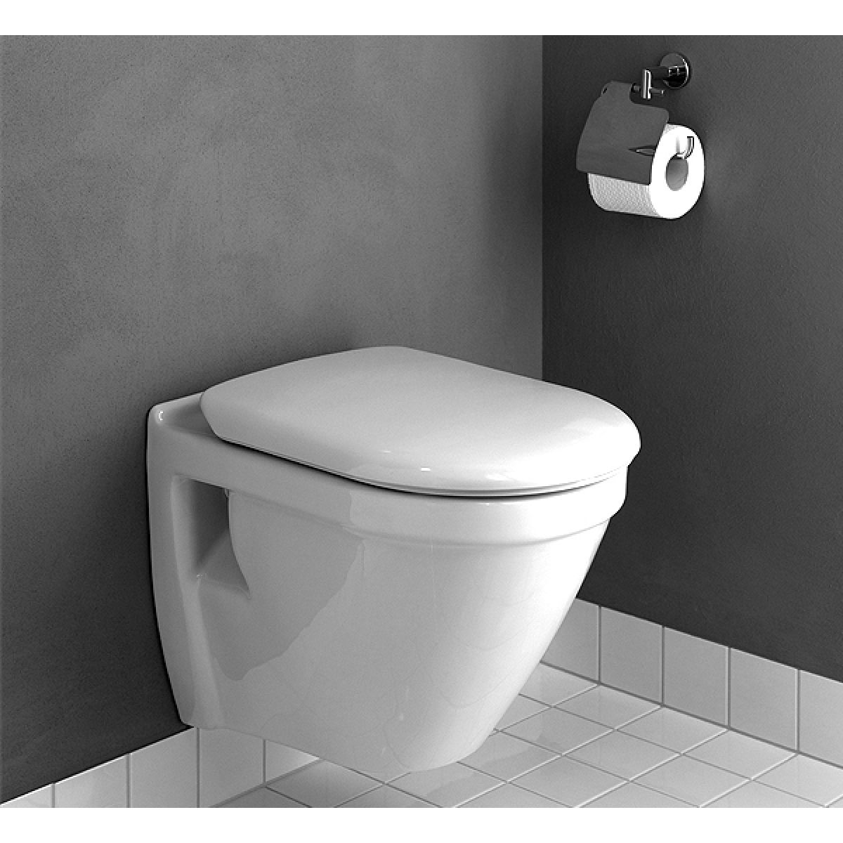 vitra s50 wall hung toilet uk bathrooms. Black Bedroom Furniture Sets. Home Design Ideas
