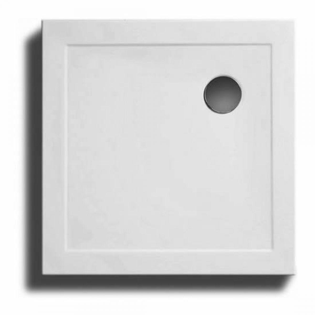 Zamori 35mm Low Profile Square Shower Tray