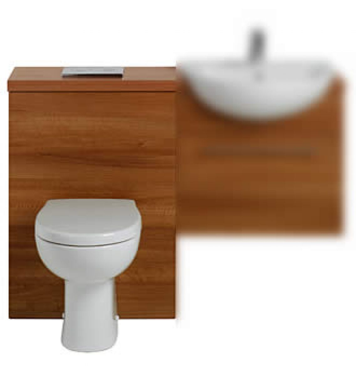 ideal standard create wc unit uk bathrooms. Black Bedroom Furniture Sets. Home Design Ideas