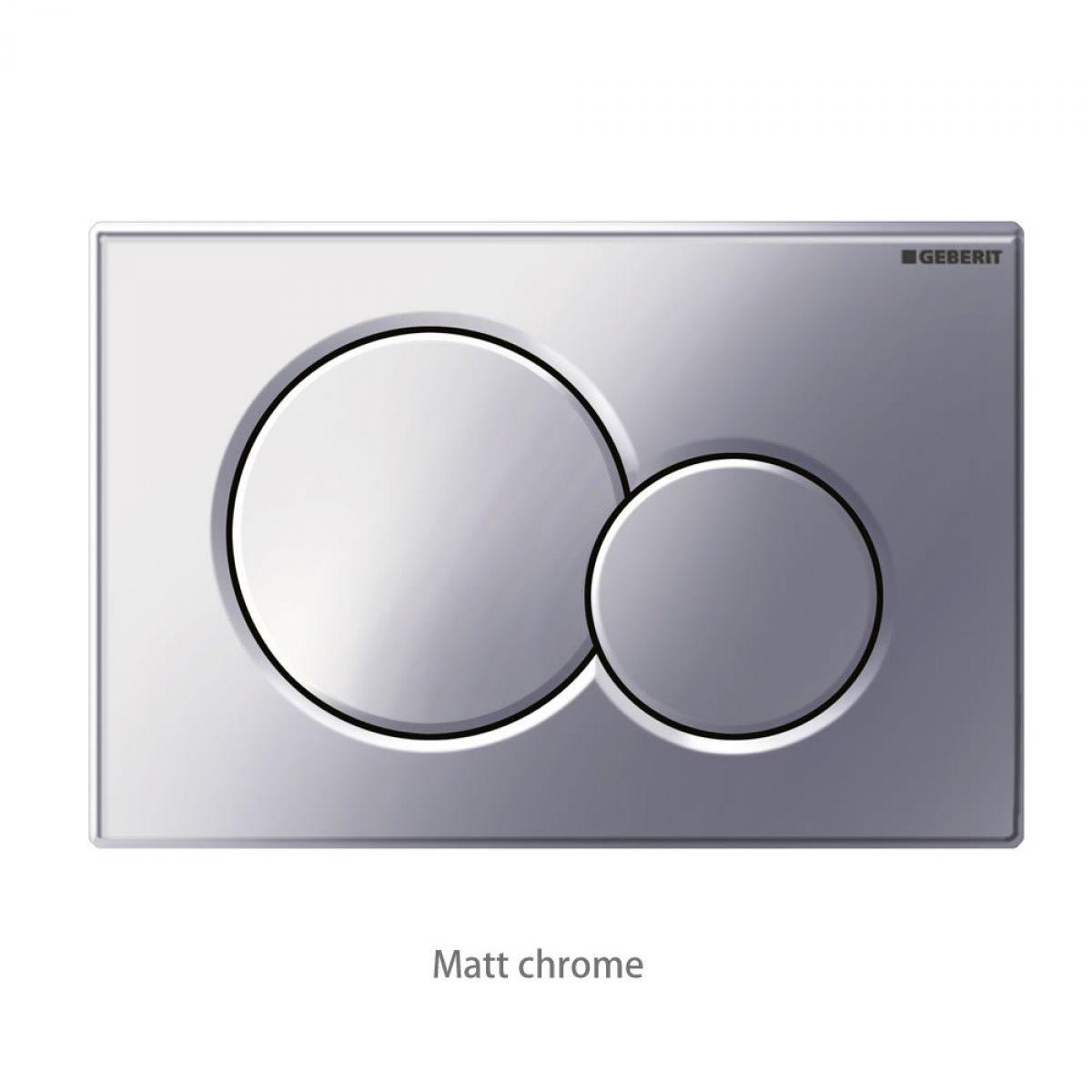 Geberit Sigma 01 Flush Plate Uk Bathrooms