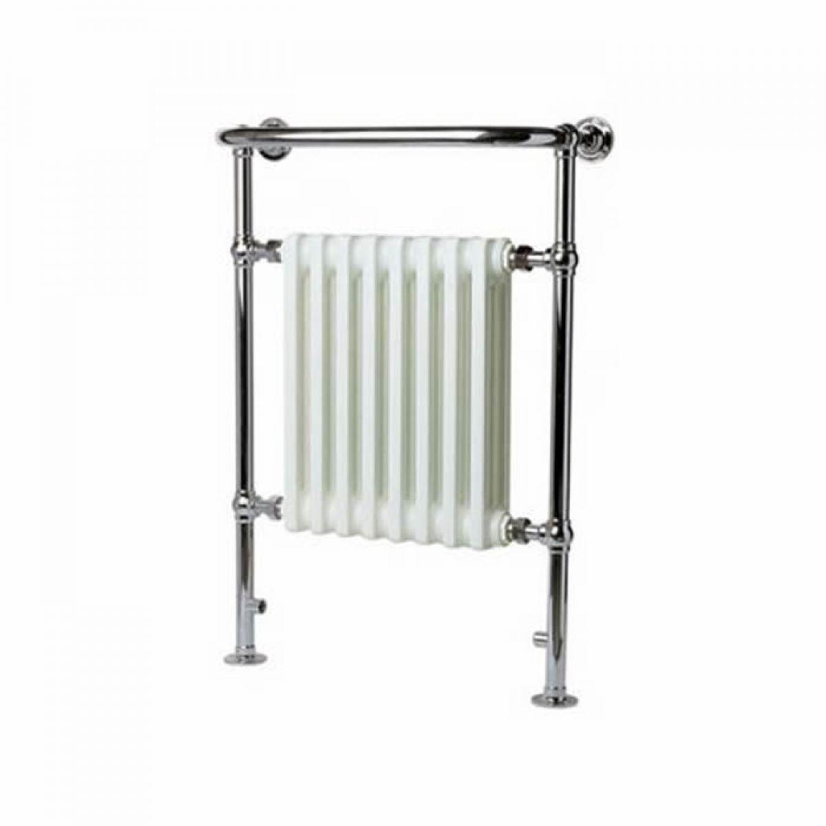 apollo ravenna traditional towel rail cr dual fuel uk. Black Bedroom Furniture Sets. Home Design Ideas