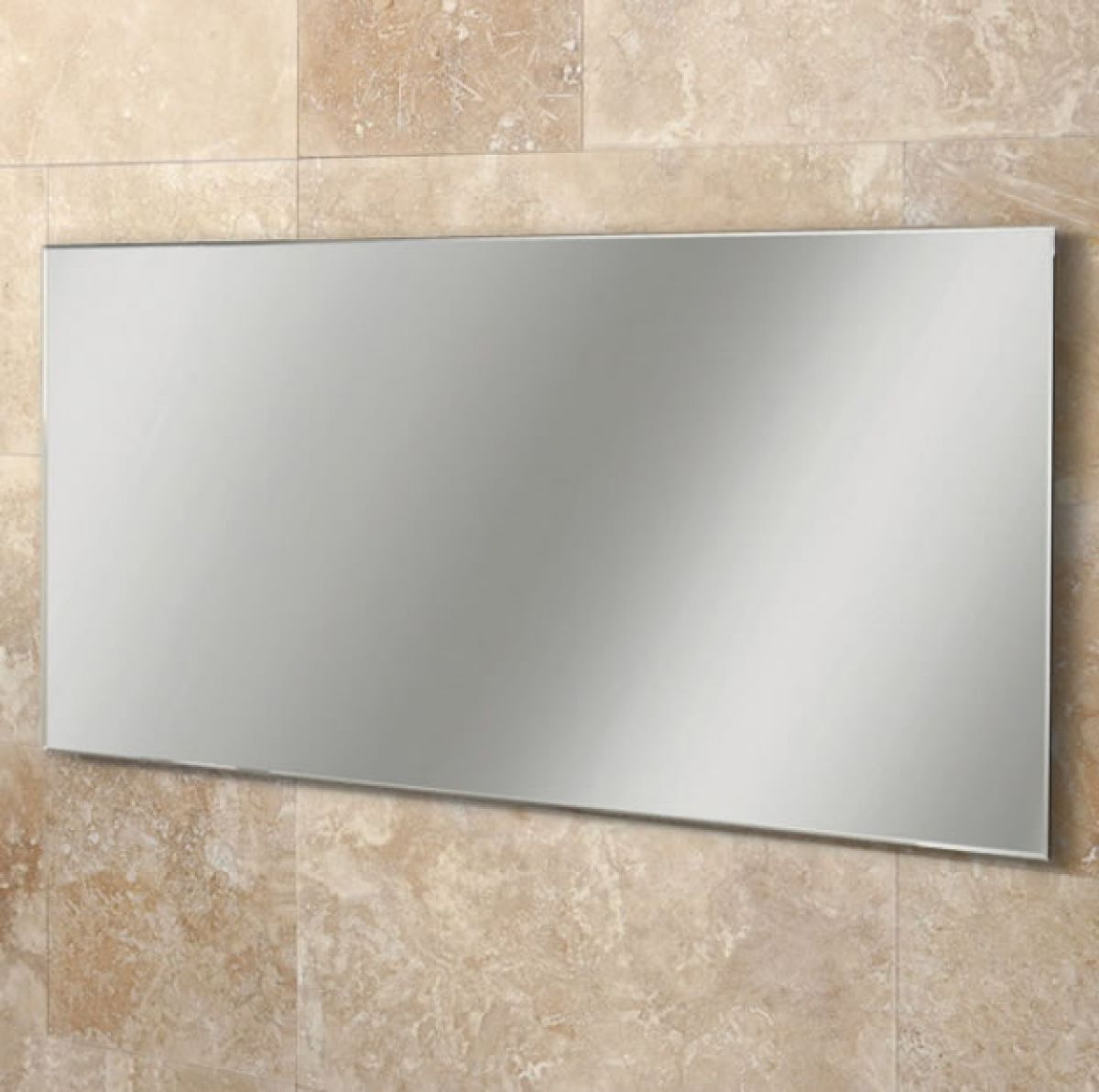 Hib willow large bathroom mirror uk bathrooms for Mirror video