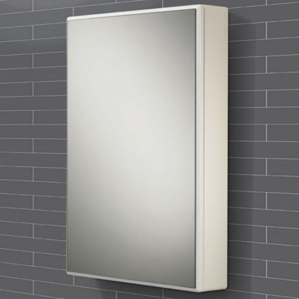Hib Tulsa Mirrored Bathroom Cabinet Uk Bathrooms