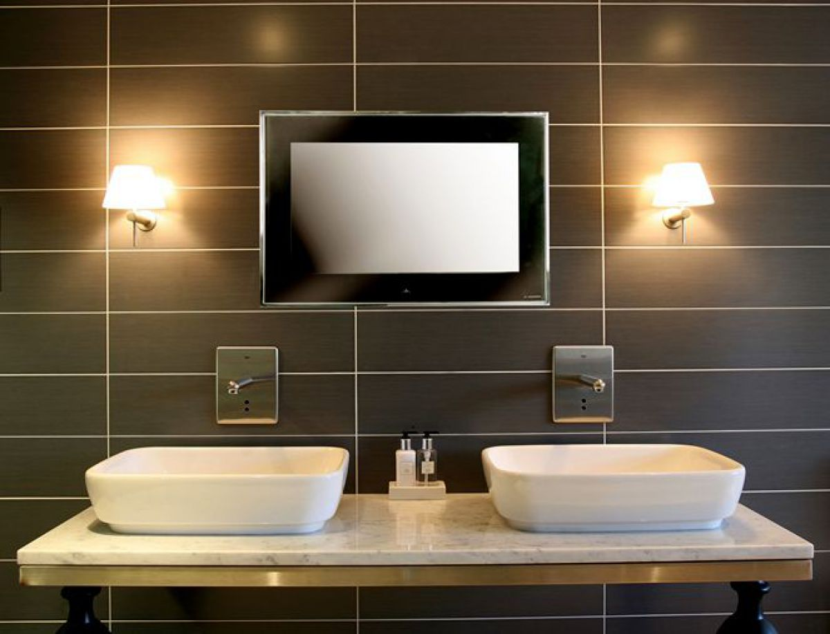 Aquavision 40 Inch Framed Waterproof Led Tv Uk Bathrooms