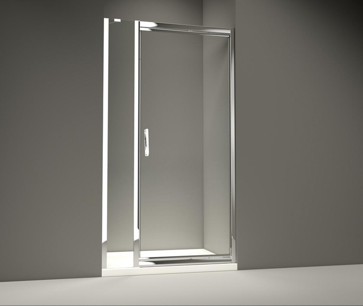 Merlyn 8 series 800mm 2 door quadrant shower enclosure - Merlyn Series 8 Shower Enclosures