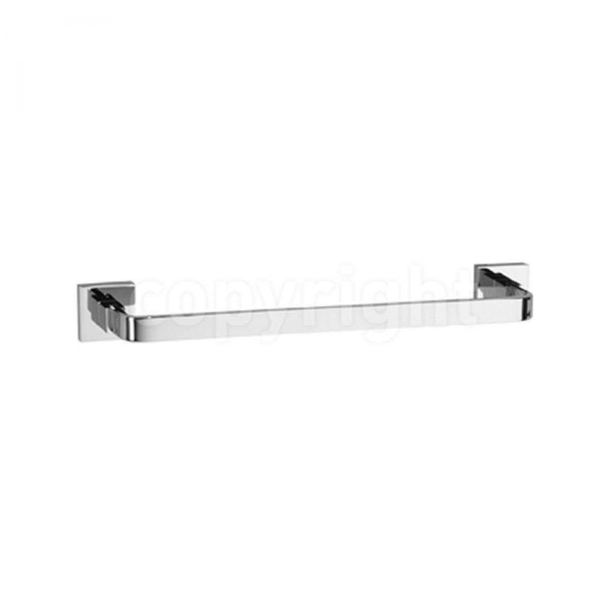 Crosswater zeya towel rail small uk bathrooms - Bathroom accessories towel rail ...