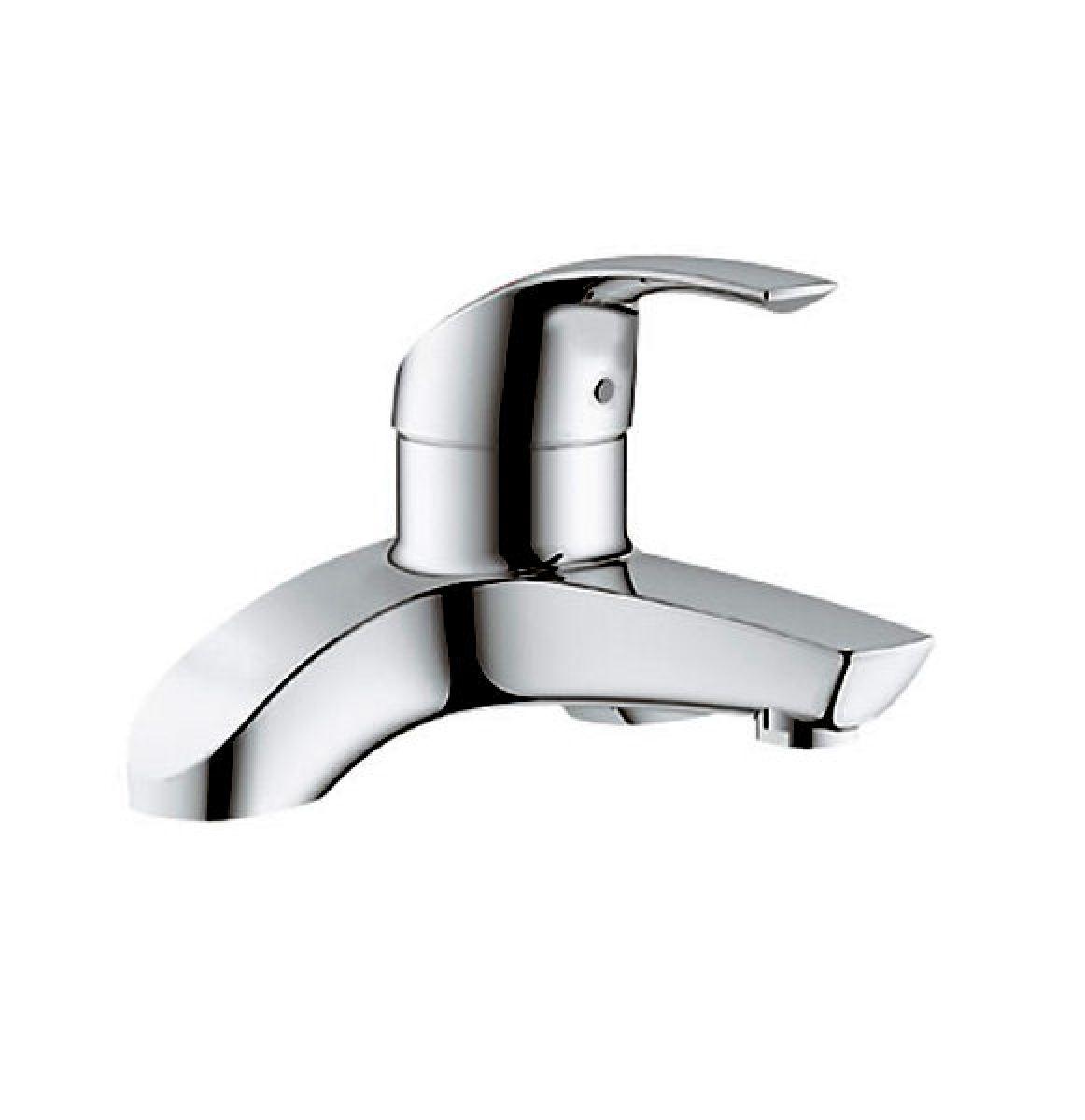 Grohe Eurosmart Basin Mixer and Bath Filler : UK Bathrooms