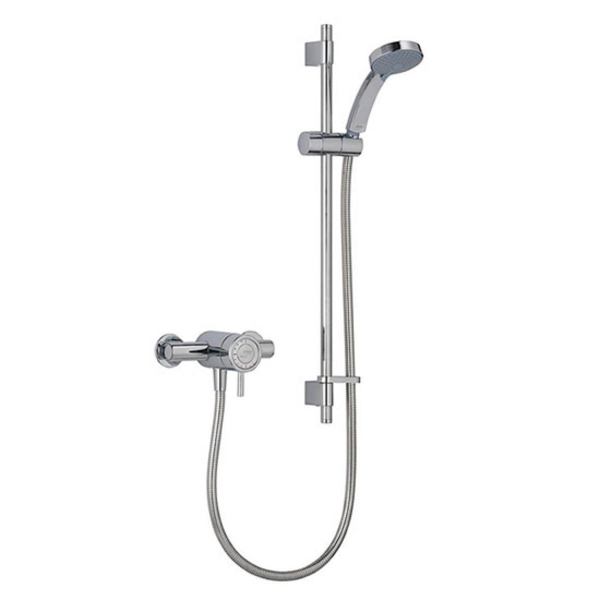 mira element ss exposed valve  ev    uk bathrooms