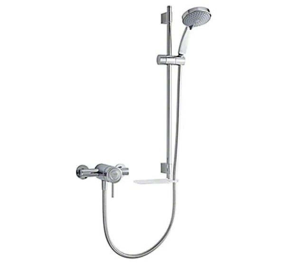 mira element slt thermostatic shower kit ev uk bathrooms mira element slt thermostatic shower kit ev