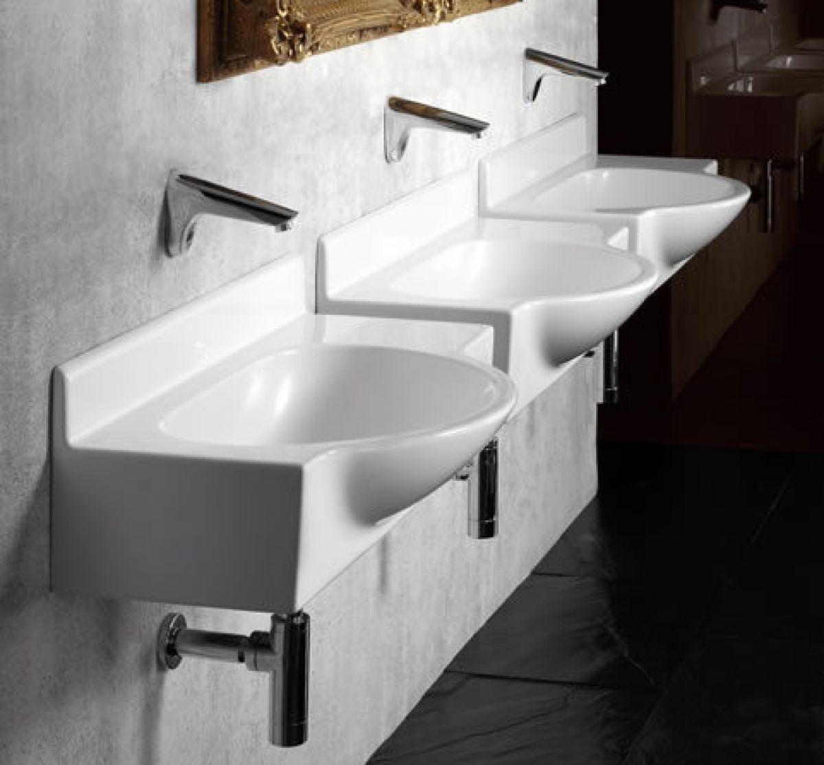 Armitage shanks bathroom sinks - Armitage Shanks Airside Wall Hung Basin