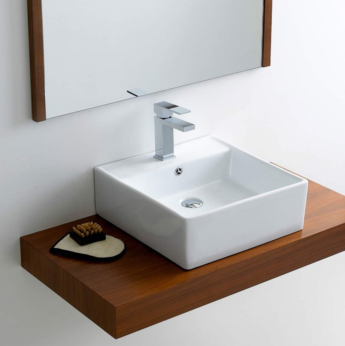 Bathroom Designs For Home India Phoenix Full Depth Countertop Washbasin Vb008 Uk Bathrooms
