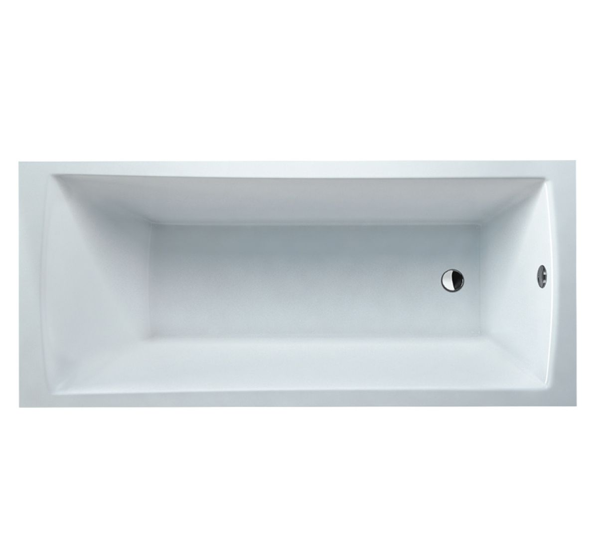 Bath Size Shower Trays Cleargreen Sustain Contemporary Single Ended Bath Uk