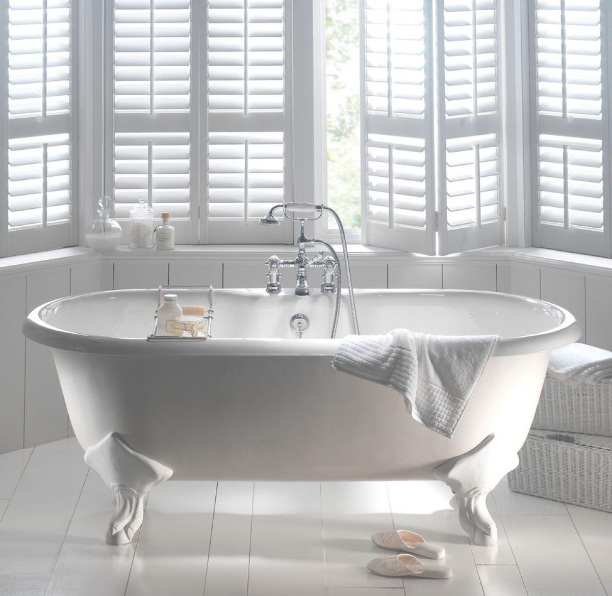 Silverdale Mark Anthony Traditional Freestanding Bath UK Bathrooms