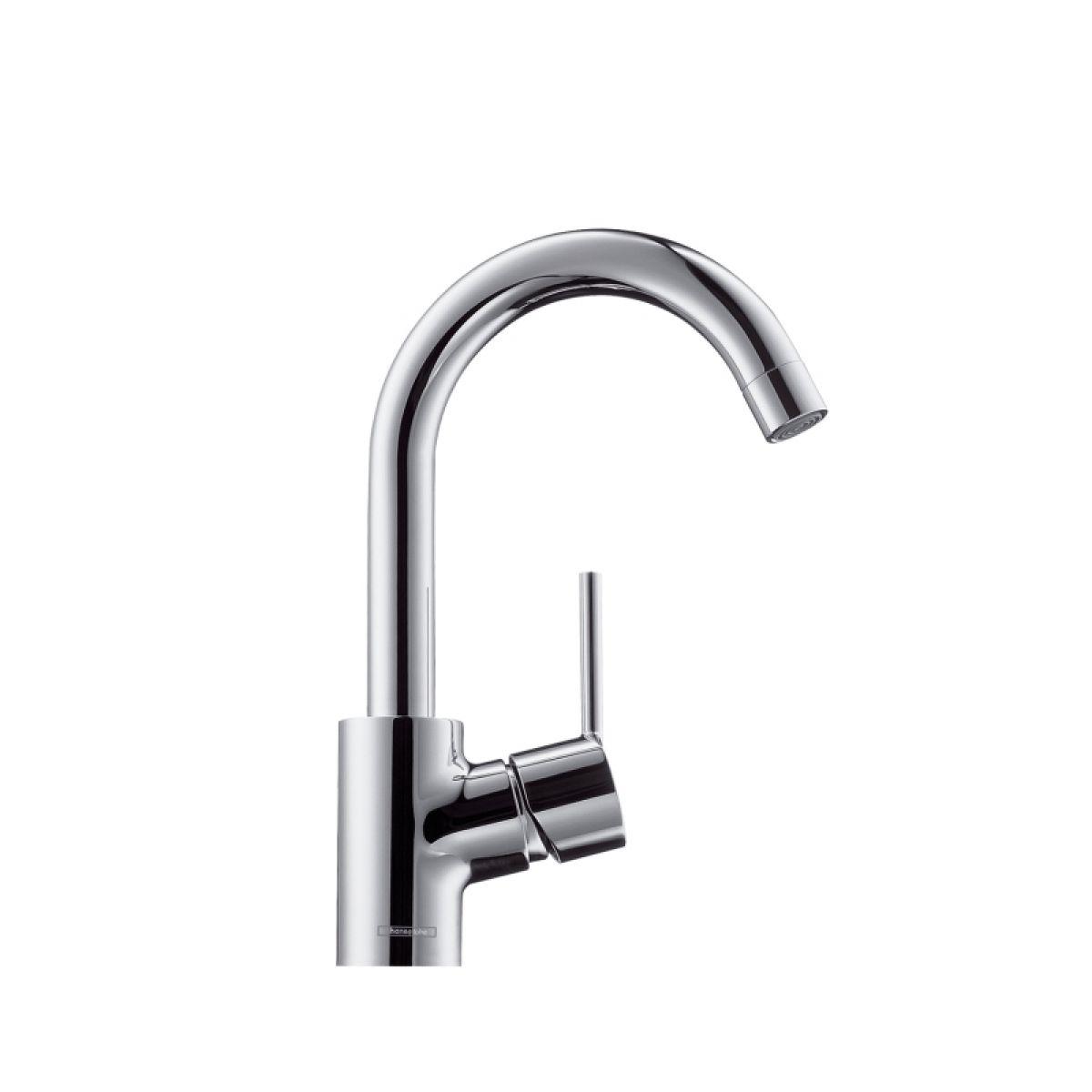 Hansgrohe talis 39 s single lever basin mixer uk bathrooms for Hansgrohe talis