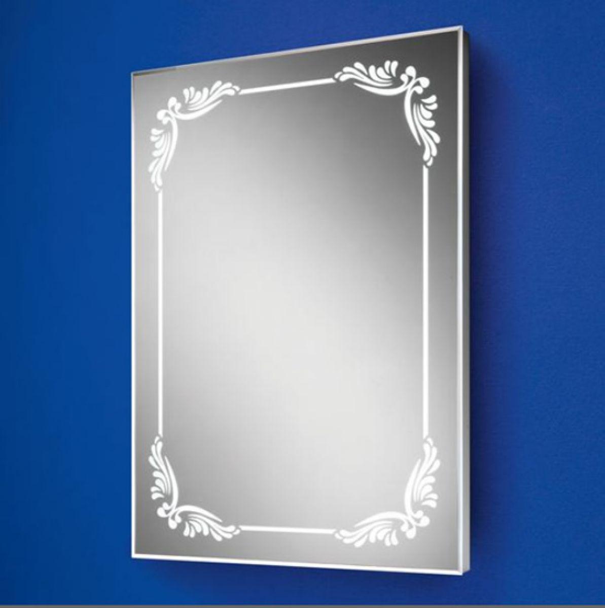 Hib Victoria Illuminated Bathroom Mirror Ukbathrooms