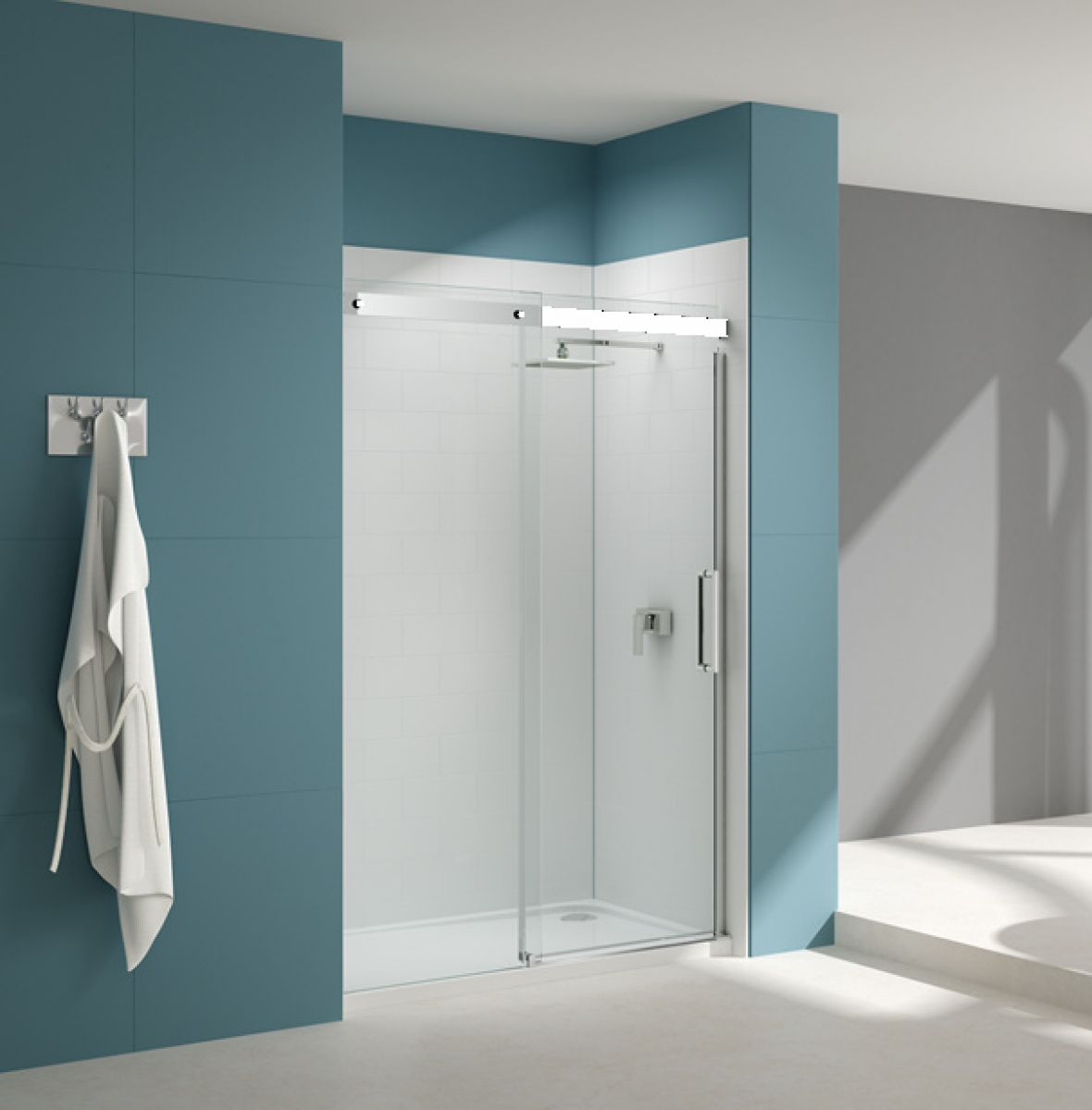 how to install a bathroom floor sommer 10 contemporary sliding shower door uk bathrooms 25408