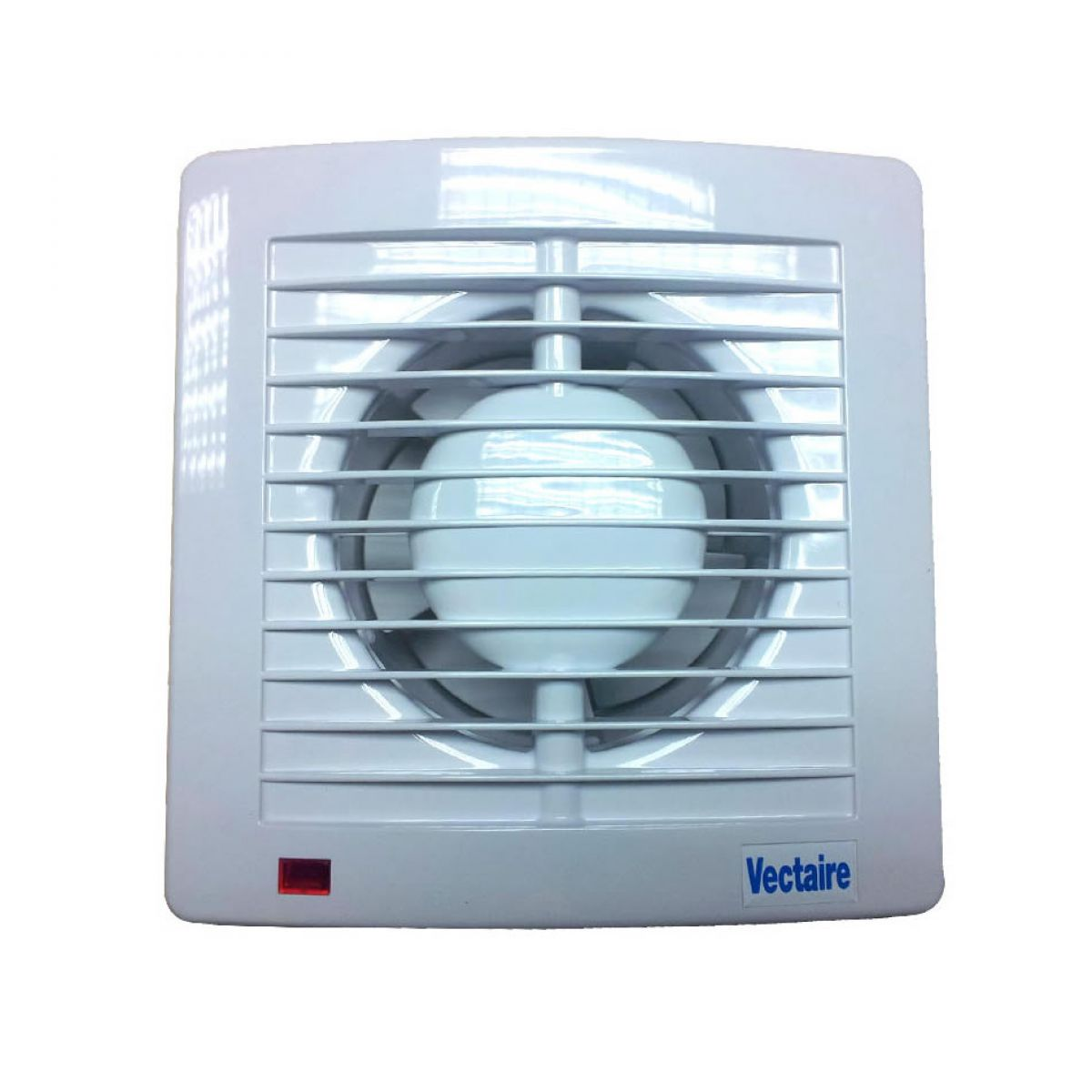 Vectaire as plus slimline axial extractor fan uk bathrooms for 5 bathroom extractor fan