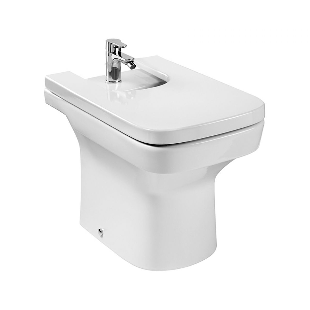 roca dama n floorstanding open back bidet uk bathrooms