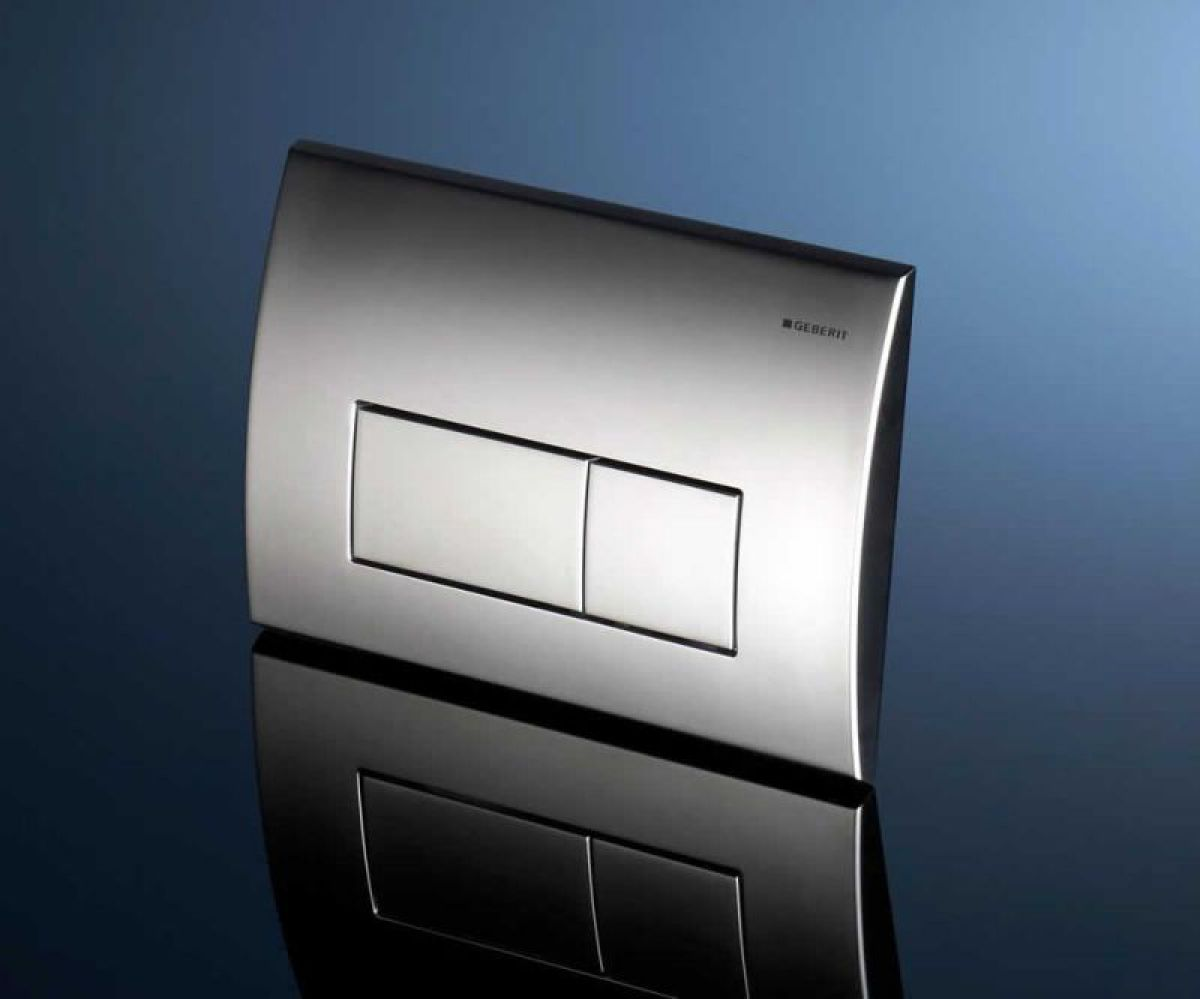 Geberit kappa 50 dual flush plate uk bathrooms for Geberit flush