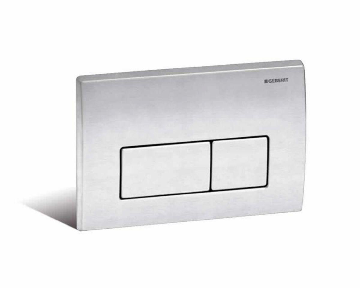 geberit kappa 50 dual flush plate uk bathrooms. Black Bedroom Furniture Sets. Home Design Ideas