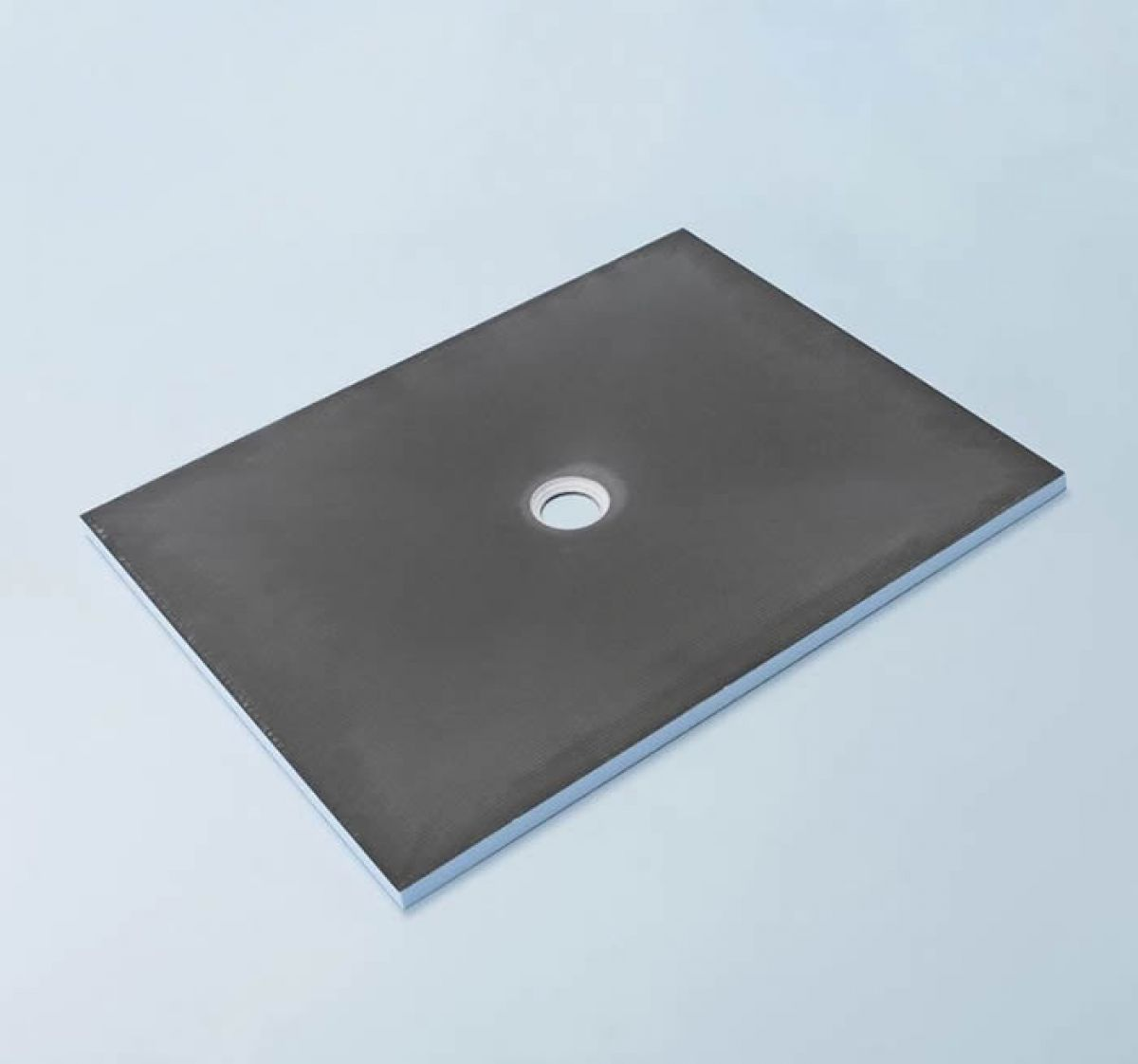 wedi fundo primo shower base with centre drain