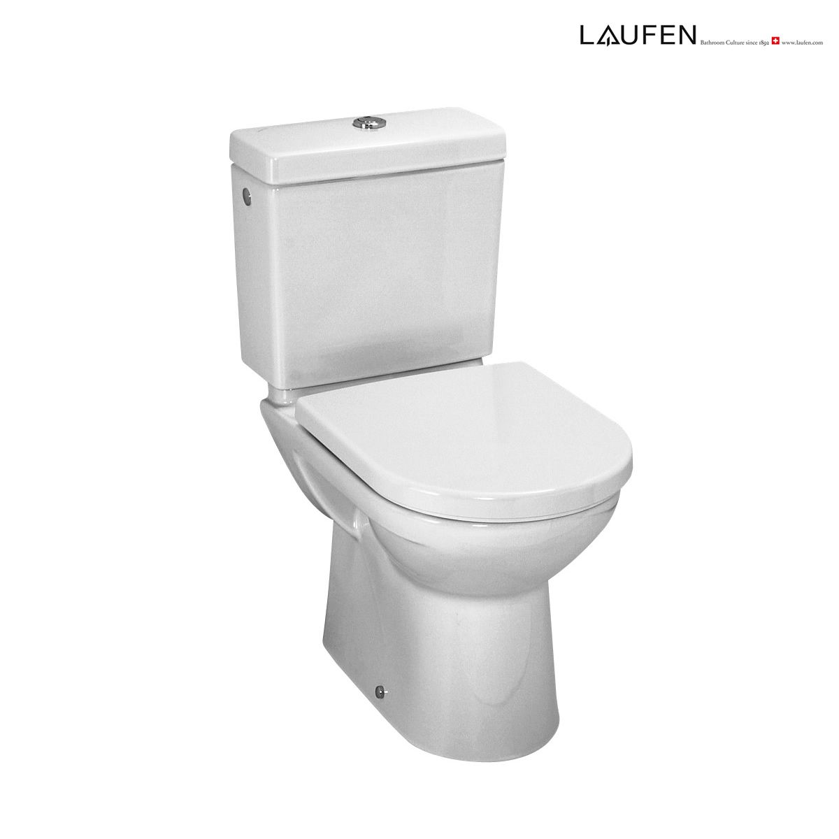 Laufen Pro Close Coupled Wc Suite Open Back Uk Bathrooms