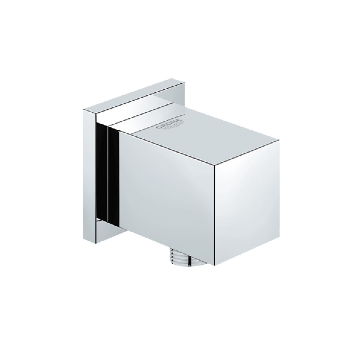 grohe euphoria cube outlet shower cube uk bathrooms. Black Bedroom Furniture Sets. Home Design Ideas