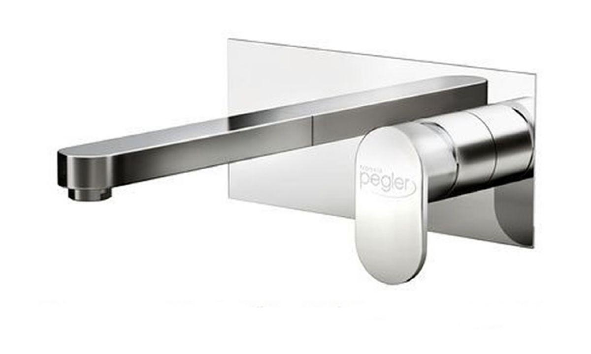 Pegler Strata Blade Wall Mounted Bath Filler Uk Bathrooms