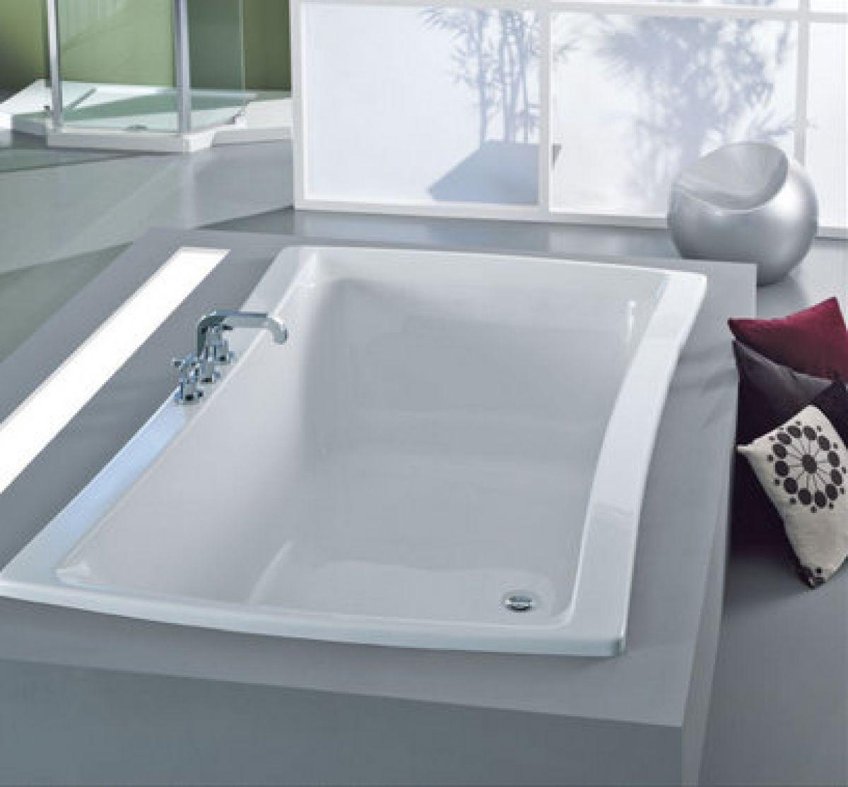 Adamsez Signa i Double Ended Inset Bath : UK Bathrooms
