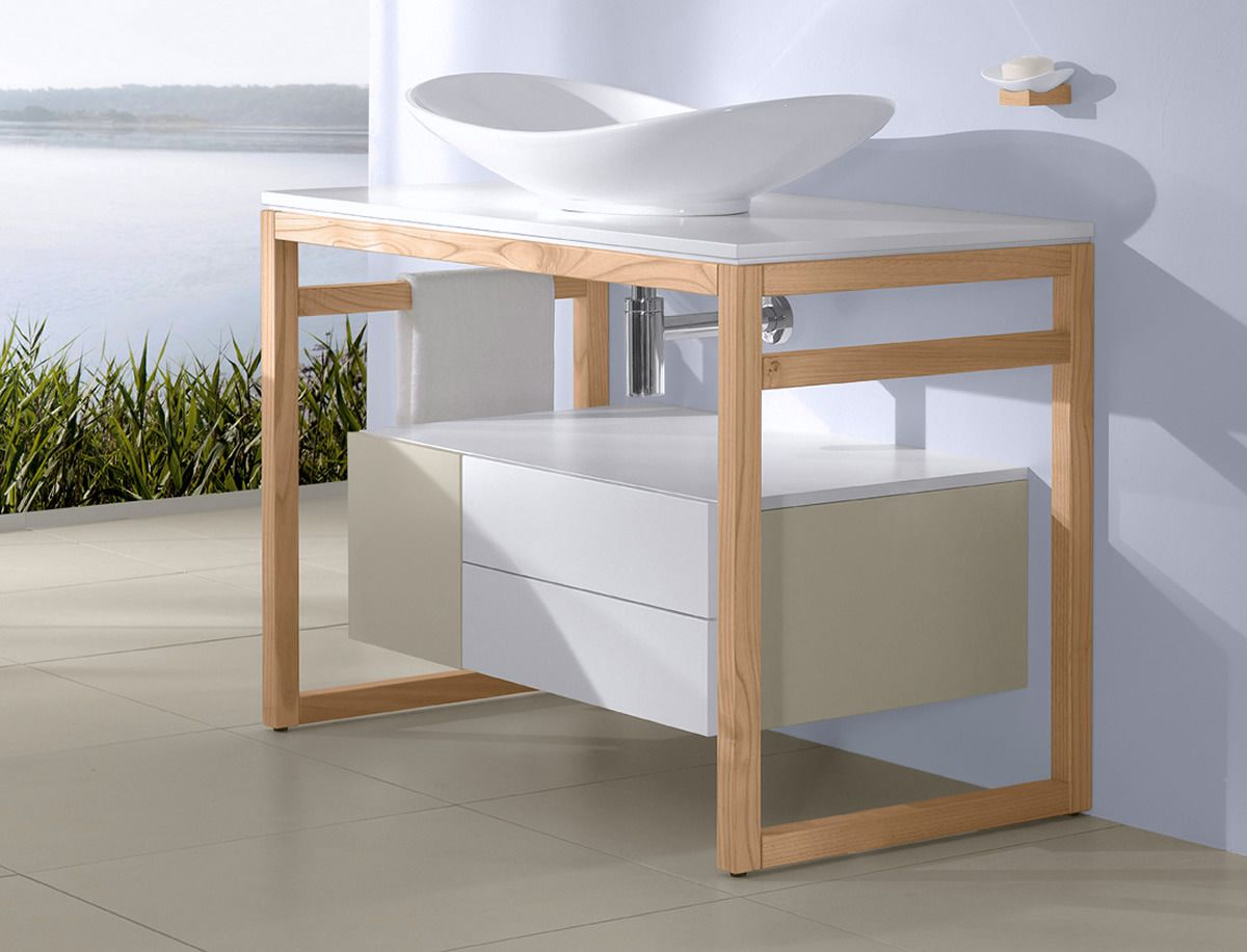 villeroy boch my nature stadium countertop basin uk bathrooms. Black Bedroom Furniture Sets. Home Design Ideas