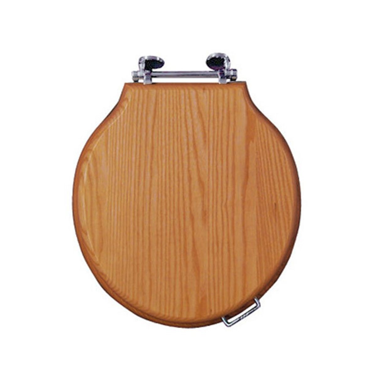 Imperial Etoile Solid Wood Toilet Seat