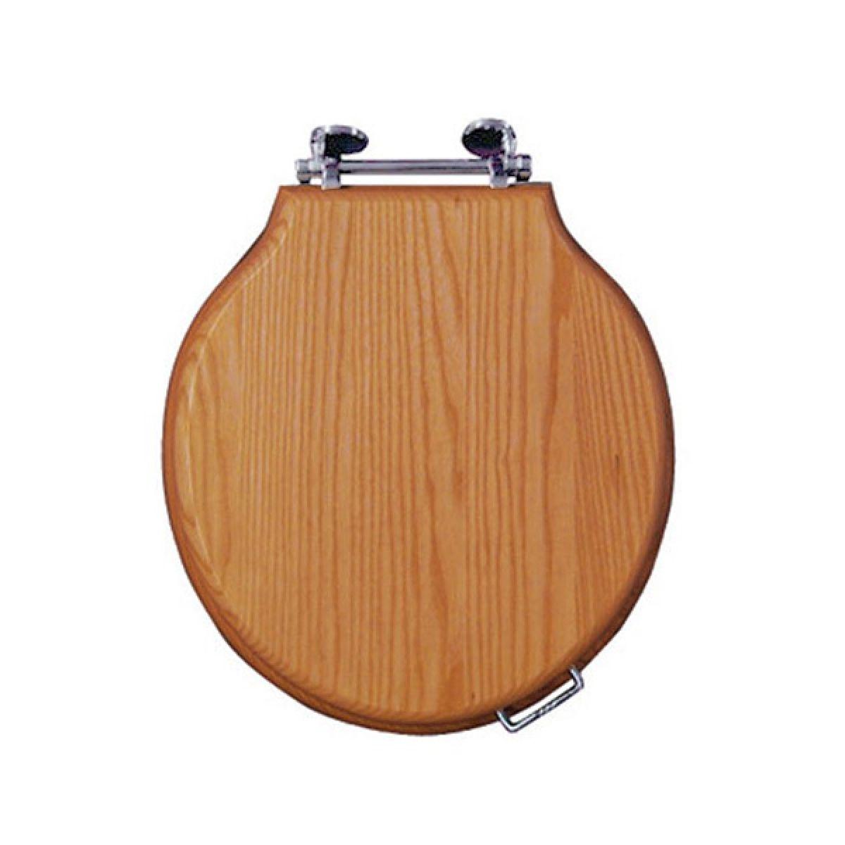 Imperial Etoile Solid Wood Toilet Seat Uk Bathrooms