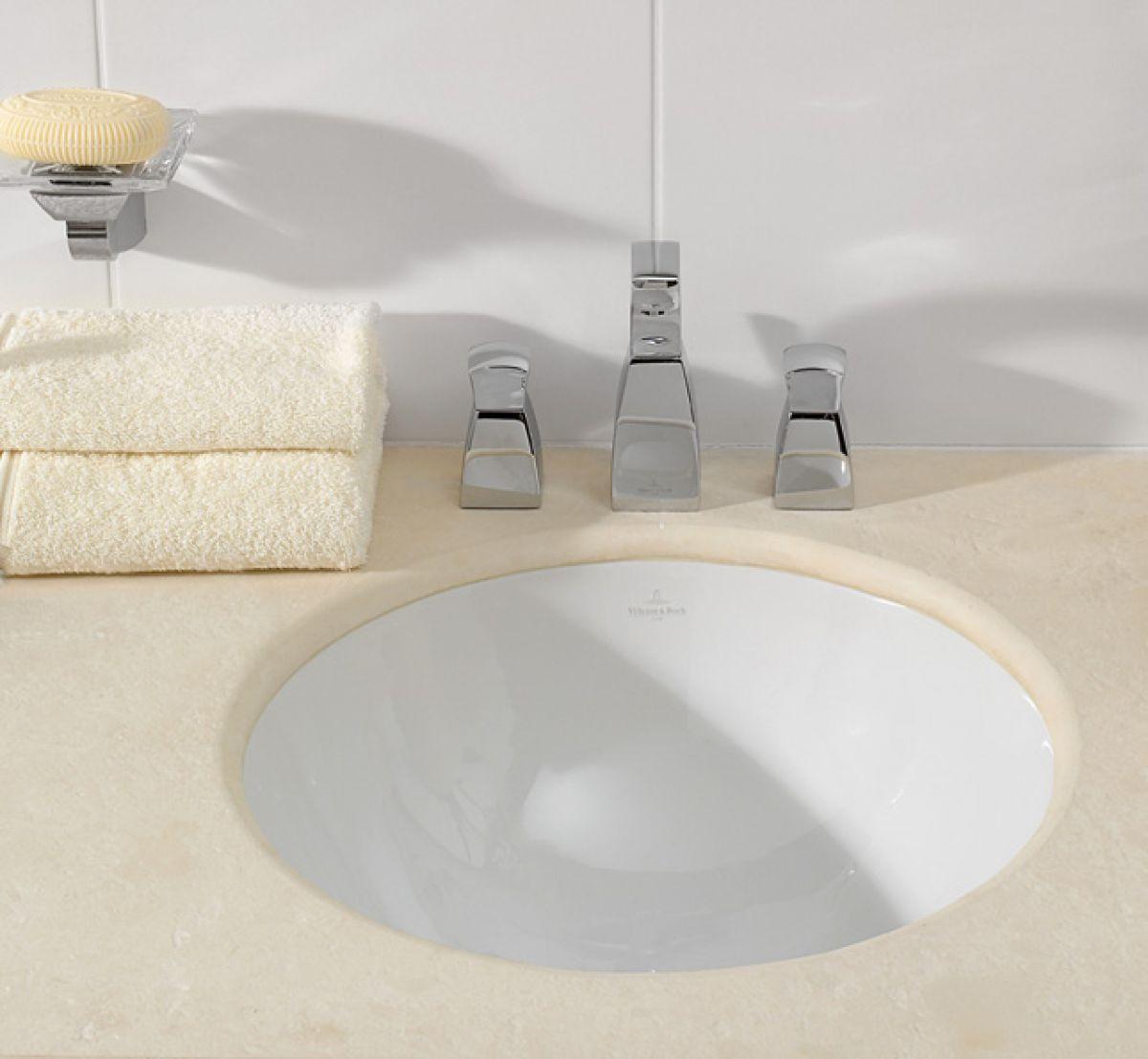 loop & friends circular undercounter basin  uk bathrooms