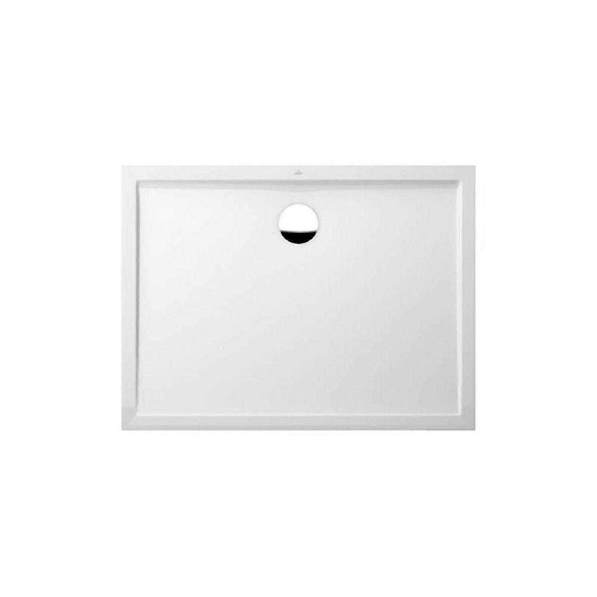v b futurion flat rectangle shower tray uk bathrooms. Black Bedroom Furniture Sets. Home Design Ideas