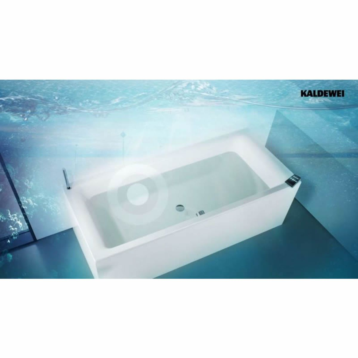 kaldewei soundwave sound system for baths uk bathrooms. Black Bedroom Furniture Sets. Home Design Ideas