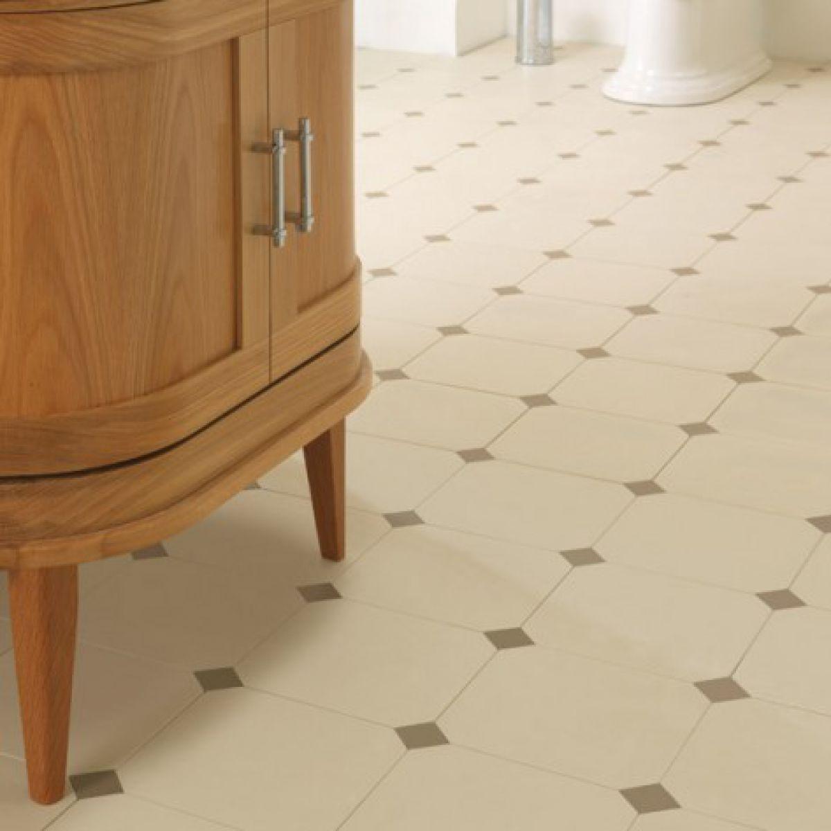 Imperial Elizabethan Octagonal Floor Tiles 20 X 20cm UK