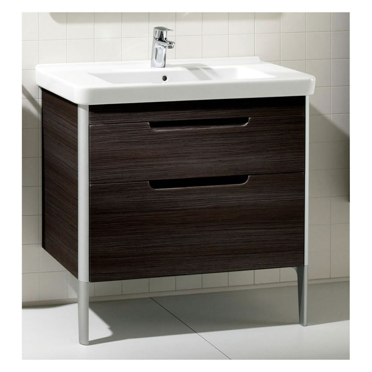 Roca Bathroom Accessories Roca Dama N 2 Drawer Basin Unit Uk Bathrooms