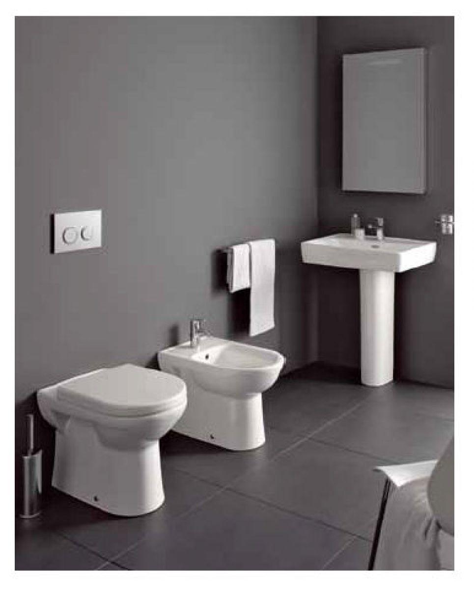 laufen pro a basin full pedestal uk bathrooms. Black Bedroom Furniture Sets. Home Design Ideas